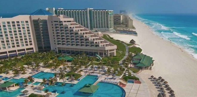 New iberostar all inclusive resort in cancun mexico for Modern all inclusive resorts